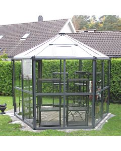 Pavillon Empire 100  4mm Glas